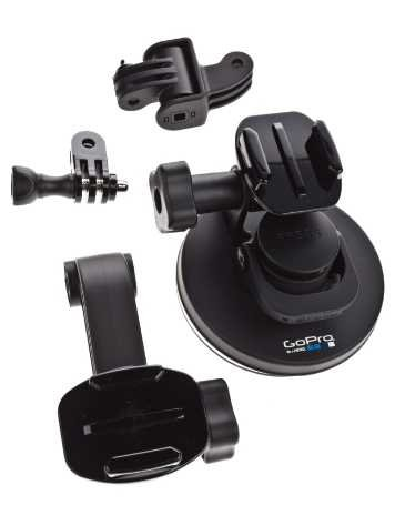 GoPro-Cam-Suction-Cup-Mount-30-no-color-pattern-size-Uni