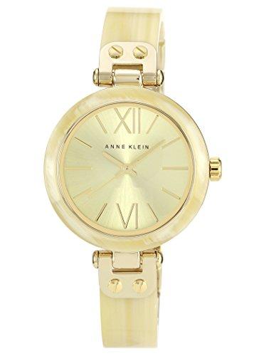 anne-klein-women-armbanduhr-analog-quarz-kunststoff-gelb-10-n9652chhn-armreif