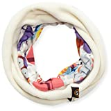 Buff Kinder Multifunktionstuch Polar, Zoo Letters, One Size, 108144.00