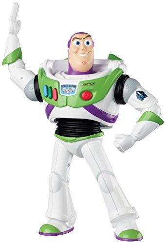Mattel CCX75 - Toy Story Buzz L'Éclair Coup de karaté