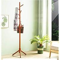 DUOMING Appendiabiti Stand Stand Bamboo Stand a Forma di Albero di  visualizzazione Stand con Piedi Solidi 2bdf7762e51