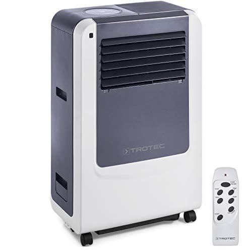 Mobiles Klimagerät mit 12.000BTU, lokale Klimaanlage Trotec Pac 3500X Monoblock mit 3,4kW, Energieeffizienzklasse A