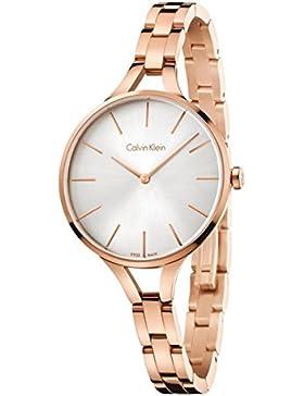 Calvin Klein Damen-Armbanduhr K7E23646