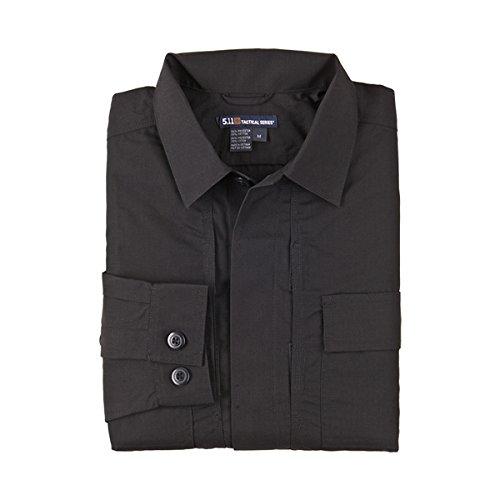 5.11Tactical # 72054Taclite TDU Long Sleeve Shirt XXXL TDU Green (Black Bdu Ripstop Shirts)