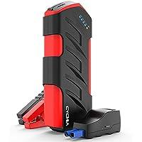 Preisvergleich für Car Jump Starter Auto Battery Charger Und 15000Mah Externer Battery Ladegerät Jumper Für 12V Automotive, Motorrad...
