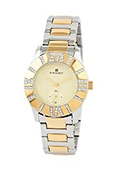 DSIGNER Analog Watch For Women (665TM.4)