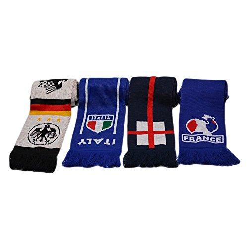 Compra online las bufandas de tu equipo de fútbol