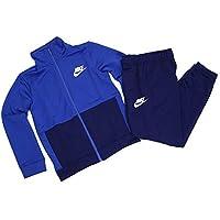 Nike B NSW Track Poly Chándal, Niños, Azul (Game Royal/Blue Void/White), S
