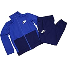 Nike B NSW Track Suit Poly Tracksuit, Niños, Game Royal/Blue Void/