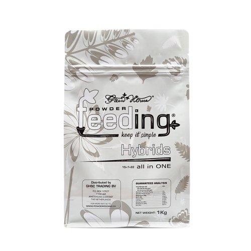 Powder Feeding HYBRIDS 1Kg - Green House