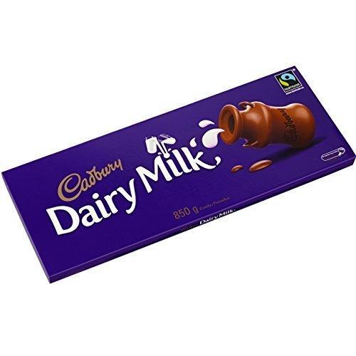 Cadbury Dairy Milk Giant Bar 850g