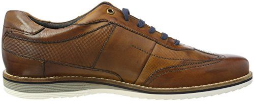 Daniel Hechter Mens 812244051100 Marrone Brogue (cognac)