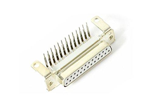 Parallel Port D-SUB femmina porta parallela IEEE 128425Pol per Prototipazione