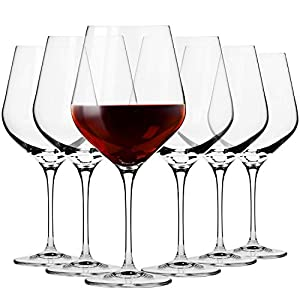 Verre à vin rouge