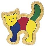 Cat Puzzle Inlay [importado de Alemania]
