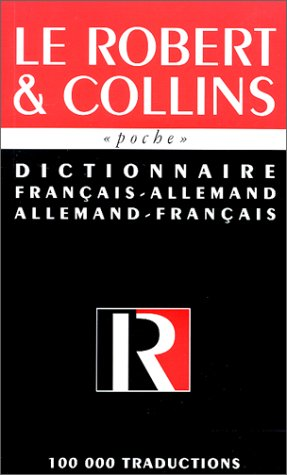 Le Robert & Collins poche. Français/Allemand - Allemand/Français par Collectif