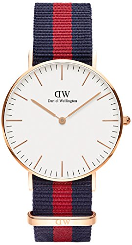 Daniel Wellington DW00100029_wt Reloj de pulsera unisex