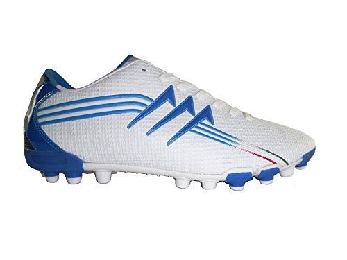 AGLA , Chaussures de foot pour homme Blanc
