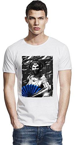 Princess Kitana Raw Edge-T-Shirt X-Large