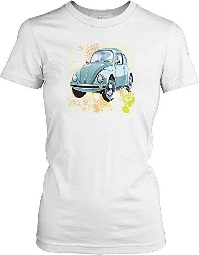 VW-Beetle-Pop-Art-Ladies-T-Shirt