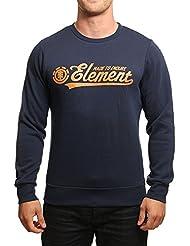 Herren Sweater Element Signature Crew Sweater