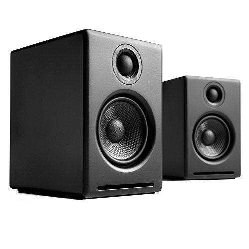 Audioengine A2+B Aktivlautsprecher schwarz