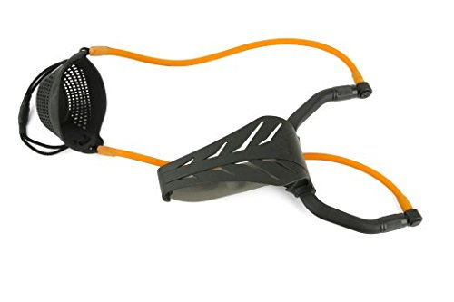Fox Range Master Powerguard Schleuder - Method pouch, Futterschleuder, Angelzwille, Futterzwille, Hilfsmittel zum Anfüttern auf Karpfen (Sport-master Fox)