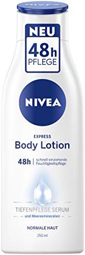 Nivea Express Body Lotion, 6er pack (6 x 250 ml)