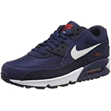 wholesale dealer aba71 3a57e Nike Men s Air Max  90 Essential Shoe, Chaussures de Gymnastique Homme
