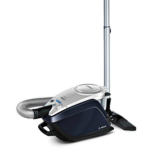 Bosch BGS5A300 Relaxx'x ProSilence Plus Bodenstaubsauger ohne Beutel, 700 W, schwarz/silber