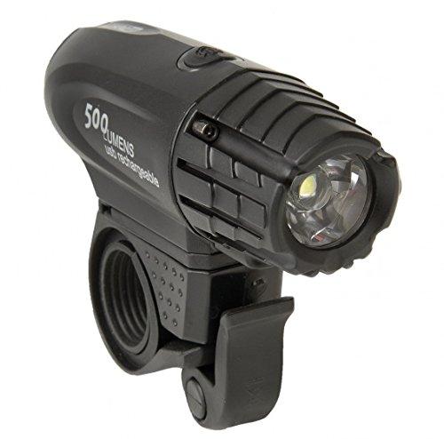 Unbekannt Batterielampe Mighty X-power 500, schwarz