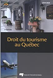 Droit du tourisme au Québec