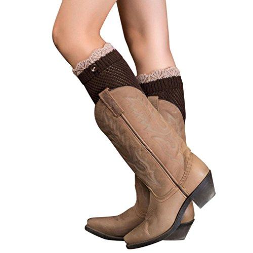malloomr-punto-breve-parrafo-contraste-de-color-boton-calentadores-de-la-pierna-calcetines-cubierta-