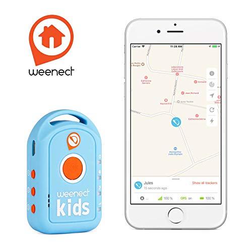 Weenect Kids - Localizador GPS para niños