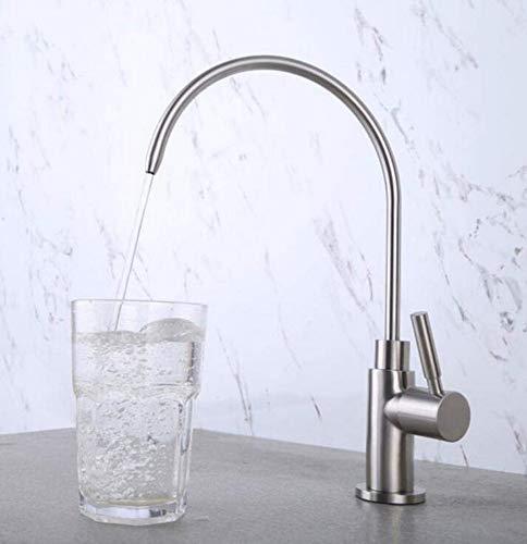 Single Handle Kitchen Sink Fauce...