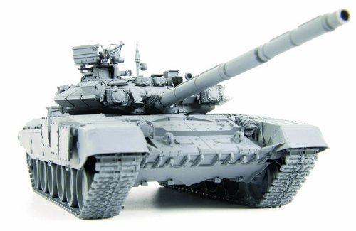 Zvezda 500783573 - 1:35 Modelle Russischer Kampfpanzer T-90