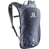 Salomon Zaino per la corsa, Trail 10, 10 L, 46 x 20 x 12 cm, Blu, L40134500