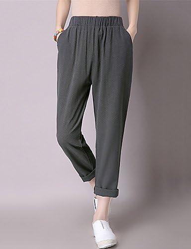 TT&KUZI Pantaloni da Donna Larghi Modello Harem Cotone Lino Lino Lino Anelastico, One-Dimensione B078D6JH9P Parent | Benvenuto  | comfort  | Numerosi In Varietà  c6e149