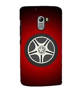 PrintVisa Motorcycle Car Wheel 3D Hard Polycarbonate Designer Back Case Cover for Lenovo Vibe K4 Note :: Lenovo K4 Note A7010a48 :: Lenovo Vibe K4 Note A7010 :: Lenovo Vibe X3 Lite