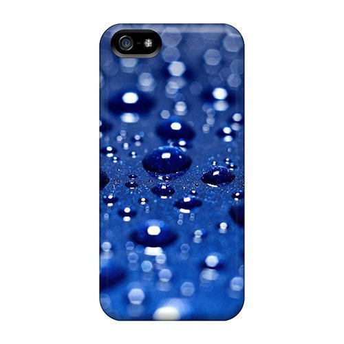 AlexandraWiebe Premium Protective Hard For SamSung Galaxy Note 3 Phone Case Cover - Nice Design - Drops On Blue