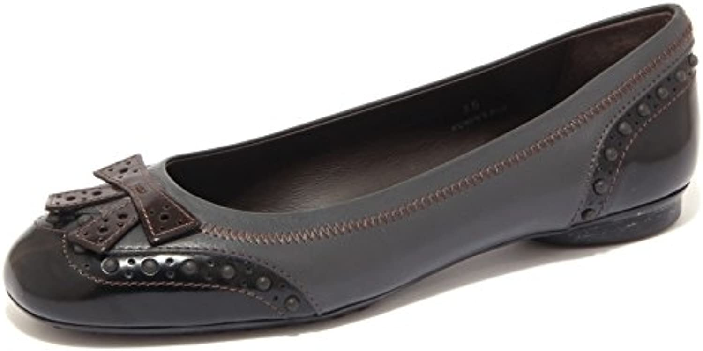 76894 DEW BALLERINA BUCATURE TOD'S donna shoes women VINTAGE