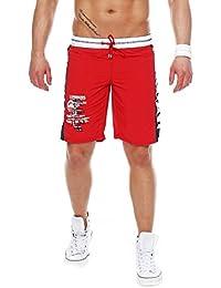 Geographical Norway Quino Herren Polo Badehose Badeshorts Bade Bermuda Shorts