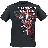 Saltatio Mortis Griffin Trash Polka T-Shirt schwarz XXL