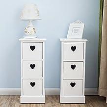 suchergebnis auf f r nachttisch 30 cm breit. Black Bedroom Furniture Sets. Home Design Ideas