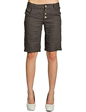 CASPAR Fashion -  Pantaloncini  - Donna