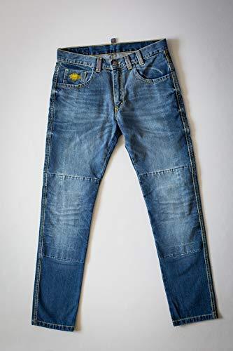 Conception innovante france pas cher vente haut de gamme pas cher Motto Wear City NT - Pantalones vaqueros Kevlar®
