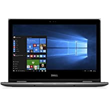 "Dell Inspiron 13 5000 Series 2-in-1 5379 13.3"" Full HD Touch Screen Laptop - 8th Gen Intel Core I5-8250U Up To 3.4 GHz, 8GB Memory, 1TB SSD, Intel UHD Graphics 620, Windows 10, Gray"