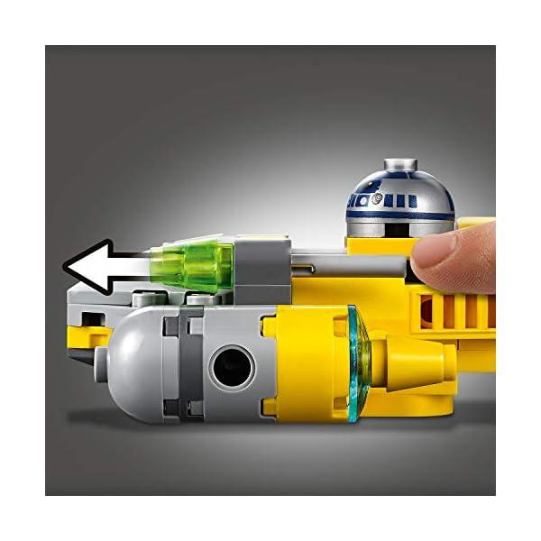 LEGO Star Wars - Microfighter Naboo Starfighter, 75223 5 spesavip