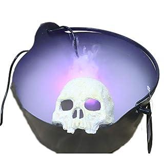 aquapet Halloween Cauldron and Mister Kit with Free Skull