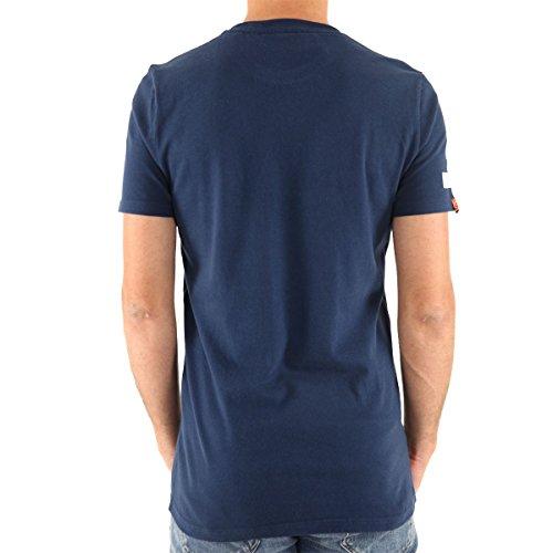 Superdry Herren T-Shirt Marine